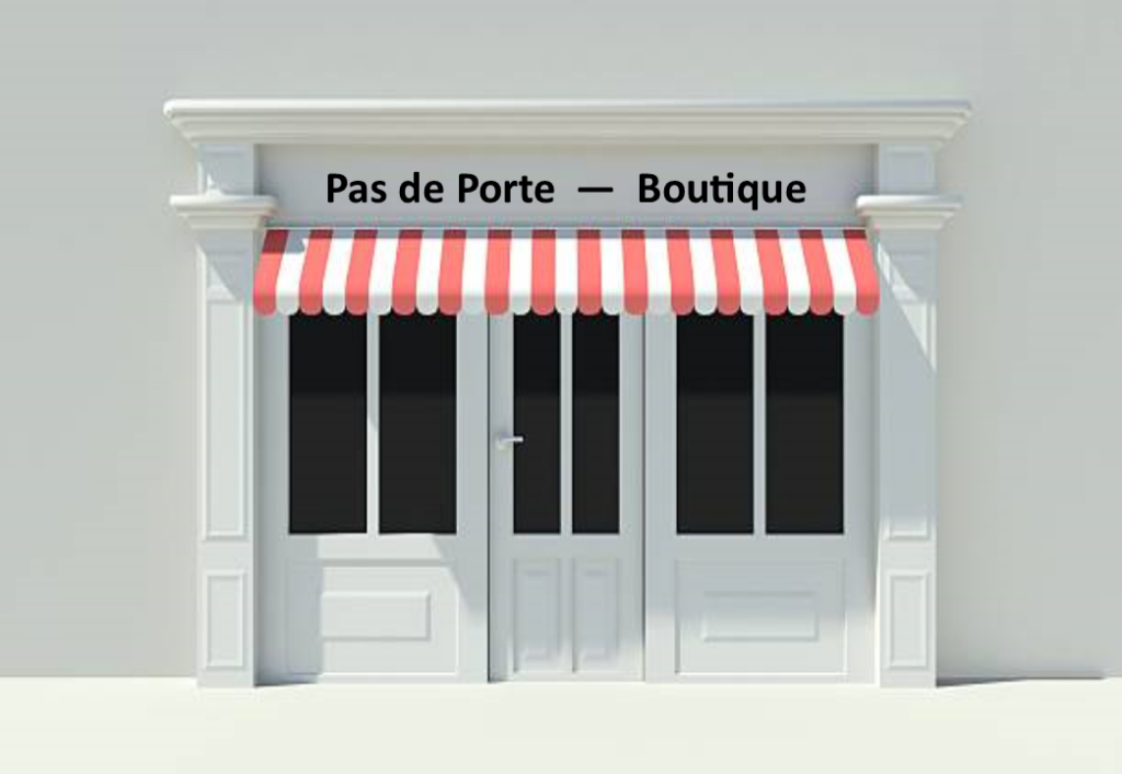Jolie BOUTIQUE Caen centre 35 m2